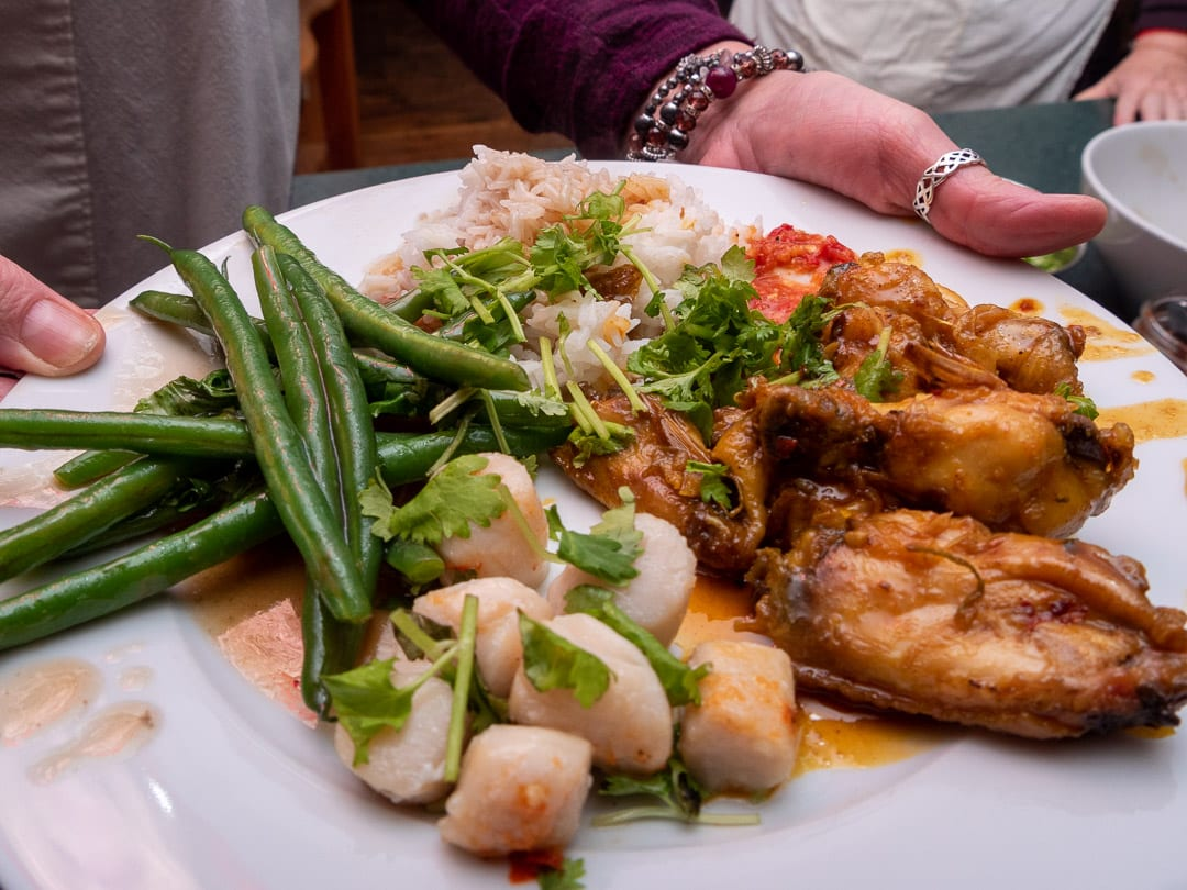 Kallayanee's Kitchen Thai Cooking Classes On Vancouver Island